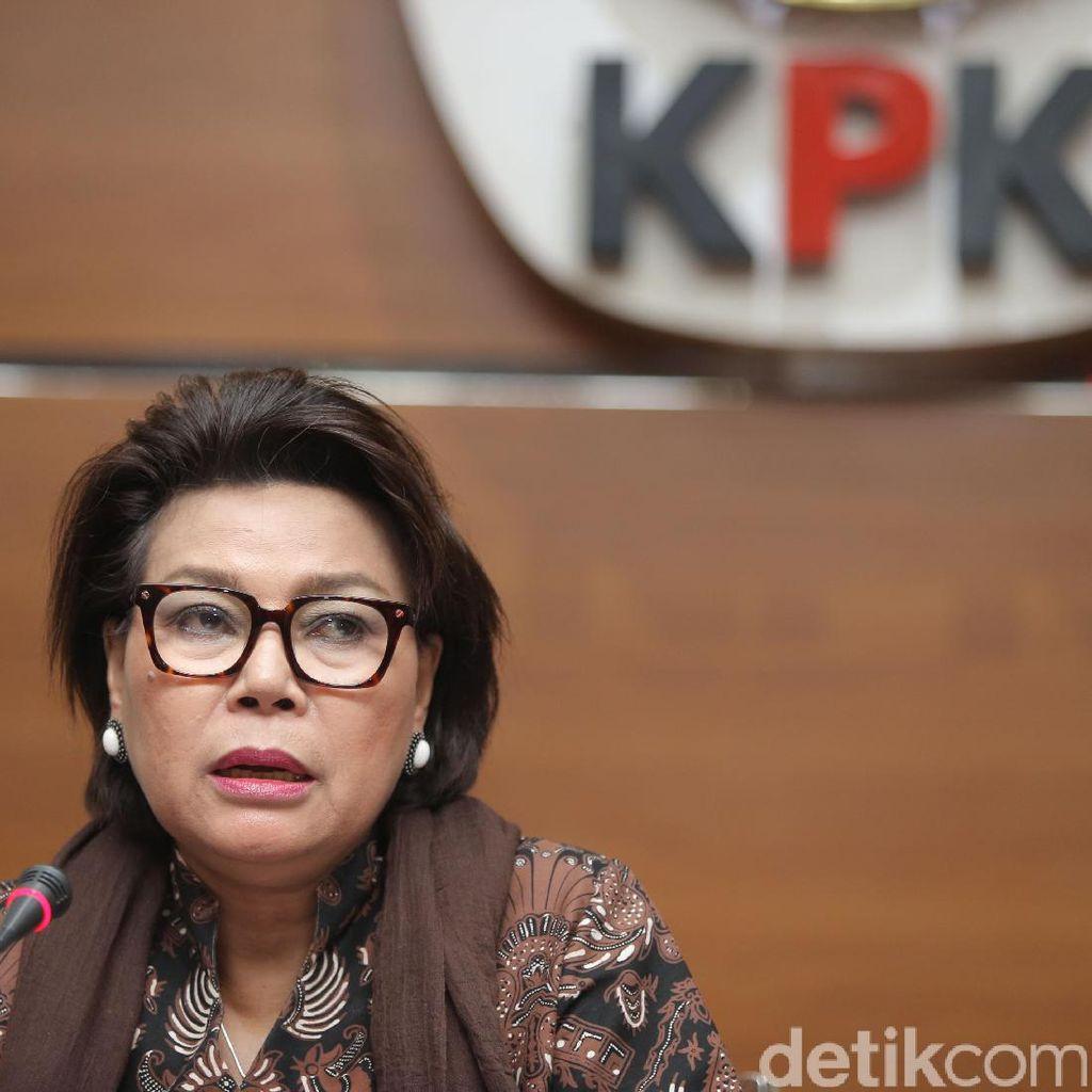KPK Tetapkan Wali Kota Cilegon Jadi Tersangka Penerima Suap
