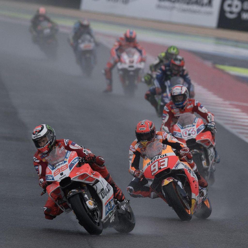 Kalender Sementara MotoGP 2018 Dirilis