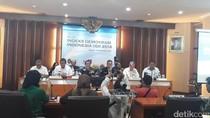 BPS: Indeks Demokrasi Indonesia Turun