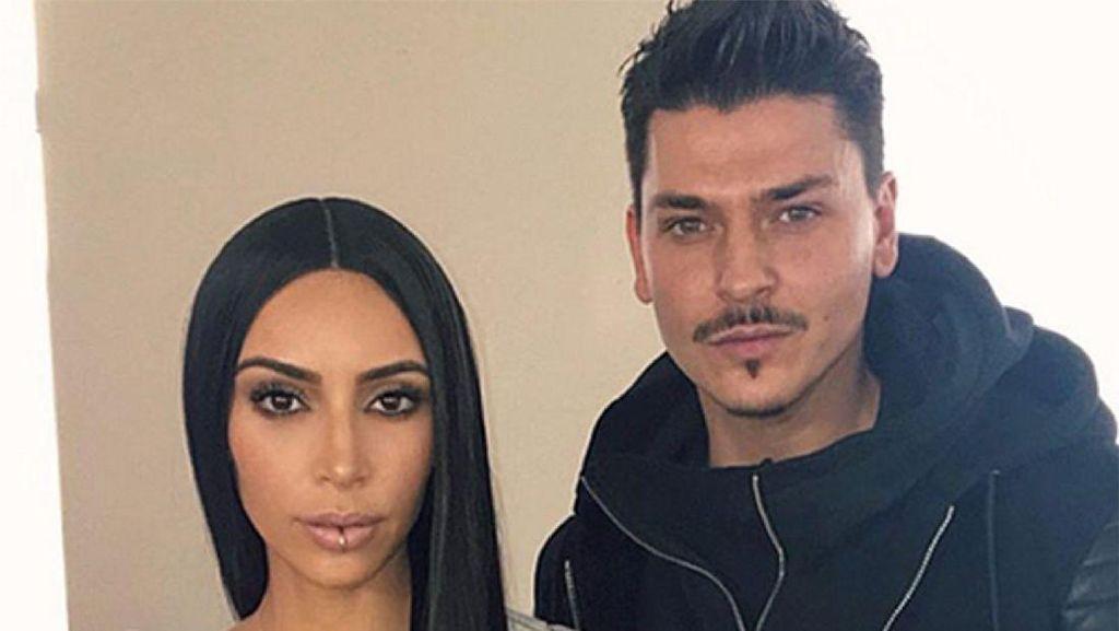 Tips Makeup dari Makeup Artis Kim Kardashian: Mulai Dari Alis