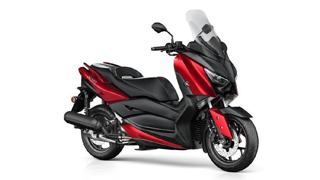 Yamaha XMAX 125 cc Lebih Mungil