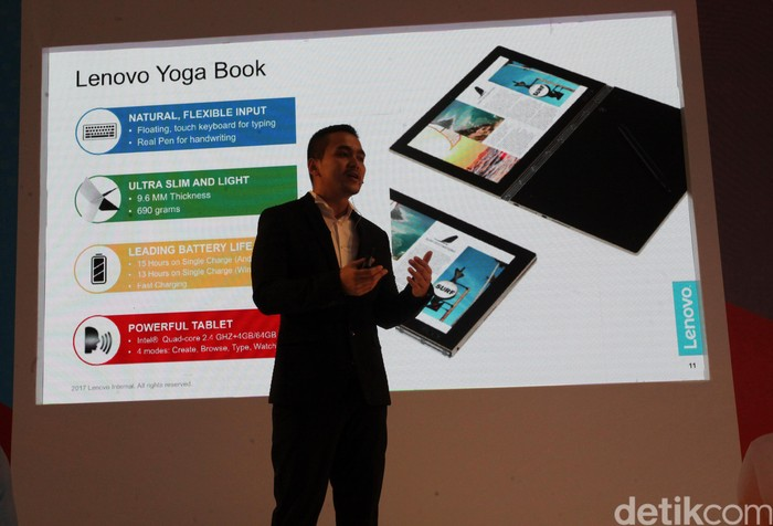 Event IFA 2017 dan Gamescom 2017 yang diselenggarakan di Jerman beberapa waktu lalu menjadi momentum Lenovo untuk memamerkan produk PC mutakhirnya. Nah, beberapa dari produk mutakhirnya itu akhirnya ikut diboyong ke Jakarta melalui event bertajuk Citizen of Tomorrow.