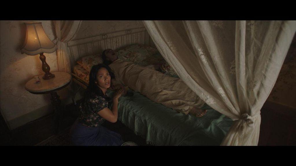 Rasa Takut Jadi Penghayatan Tara Basro Berakting di Film Pengabdi Setan