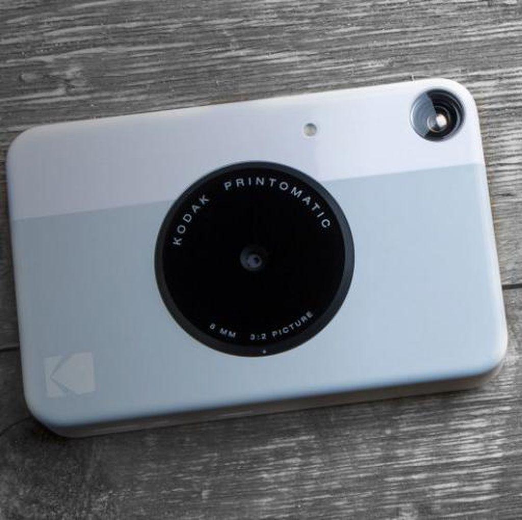 Kamera Baru Kodak Ketahuan Menjiplak Polaroid
