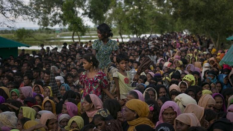 Sekjen PBB Sebut Pengungsian Rohingya Sebagai Pembersihan Etnis