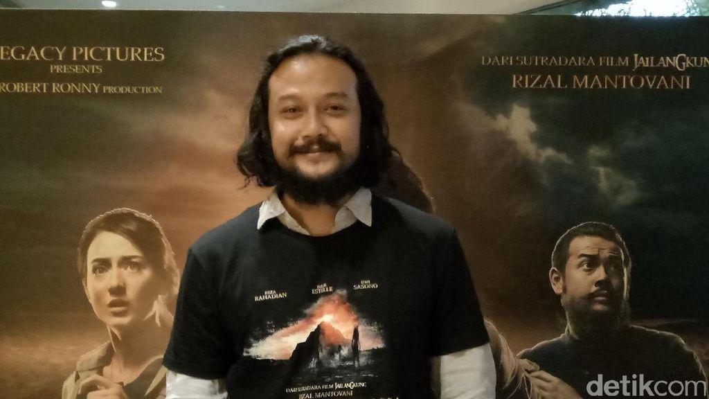 Obrolan Dwi Sasono dengan Sosok Spiritual Berujung Film Gerbang Neraka