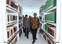 Jadi yang Tertinggi di Dunia, Apa Fasilitas Perpustakaan Nasional?