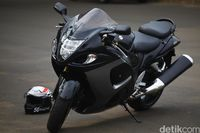Suzuki Hayabusa, Motor Kencang untuk Penggila Kecepatan