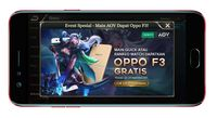 Oppo Gandeng Game Online Arena of Valor