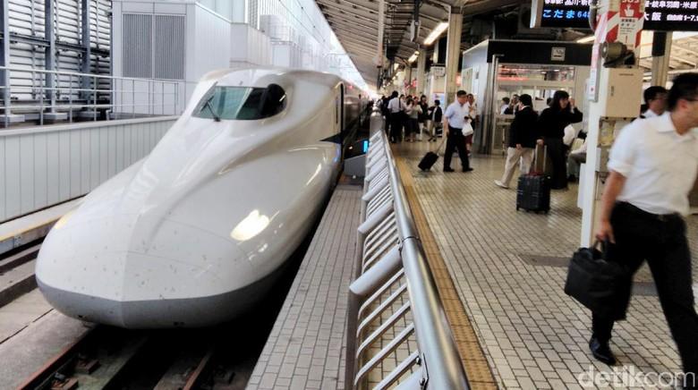 Gandeng Jepang, India Mau Bangun Kereta Cepat Pertamanya Rp 250 T