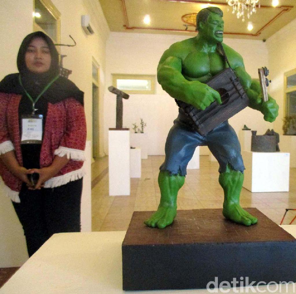 Kotabaru Yogyakarta akan Dipenuhi Puluhan Patung