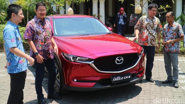 All New Mazda CX-5 Goda Makassar