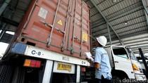 Impor RI Turun di Agustus, Jadi US$ 13,49 Miliar
