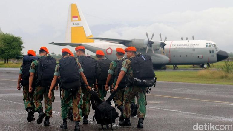 2 Pesawat Bantuan untuk Rohingya Terbang ke Bangladesh