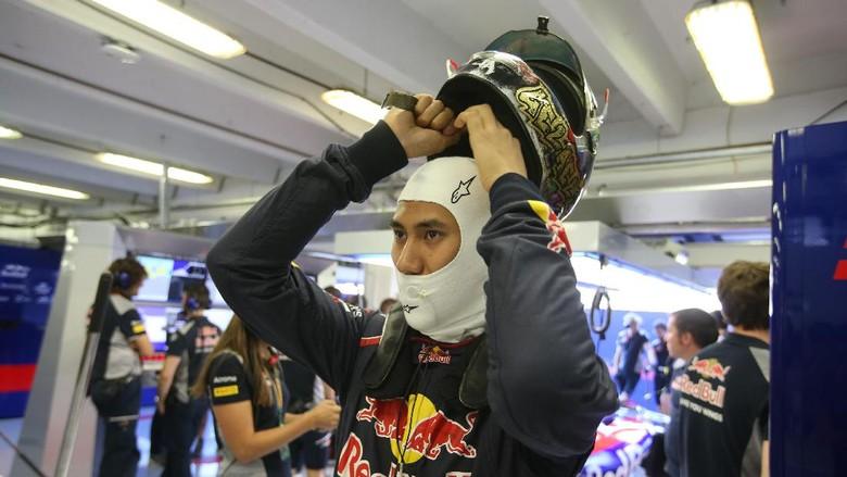 Ini Target Sean di Free Practice GP Singapura