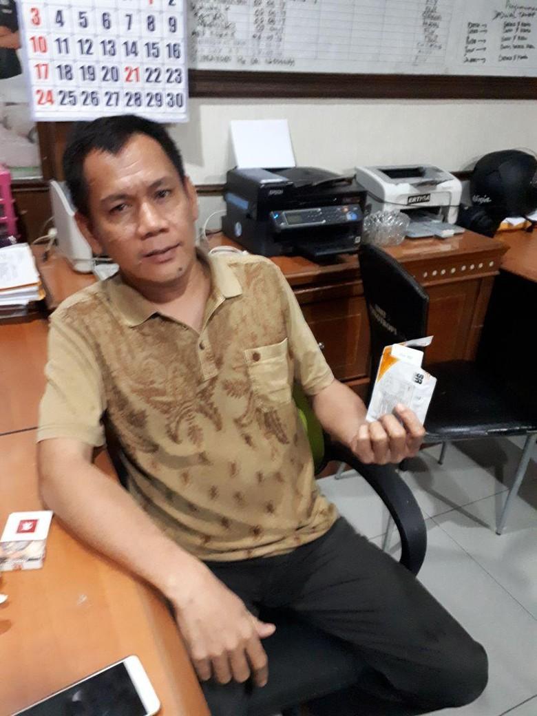 Polisi: Indra Piliang Konsumsi Sabu untuk Hilangkan Rasa Penat
