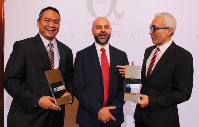 Bahana Sekuritas Raih Best Financial Institution Awards