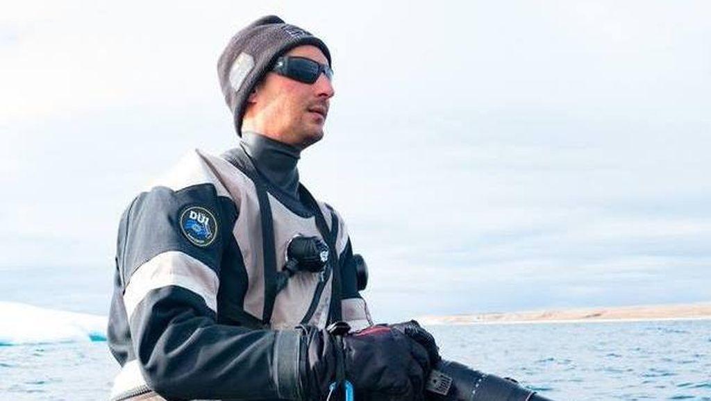 Curhatan Fotografer yang Memotret Kuda Laut Sumbawa Bawa Cotton Bud