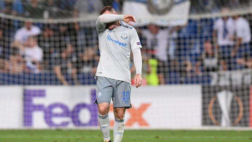 Rekor Buruk Everton di Tanah Italia Berlanjut