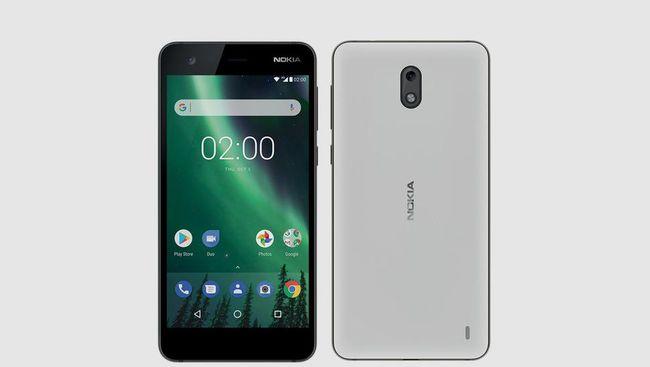 Nokia 2 Usung Baterai Jumbo Harga Terjangkau
