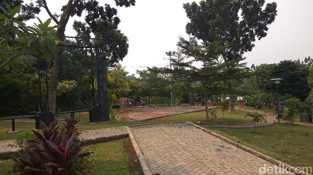 Taman Palupuh, Saksi Bisu Duel Gladiator yang Tewaskan Hilarius