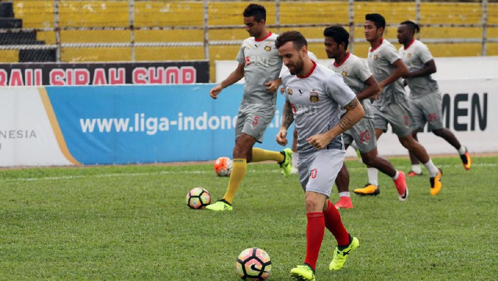 Bhayangkara Diminta Tunjukkan Mental Juara Saat Hadapi Bali United