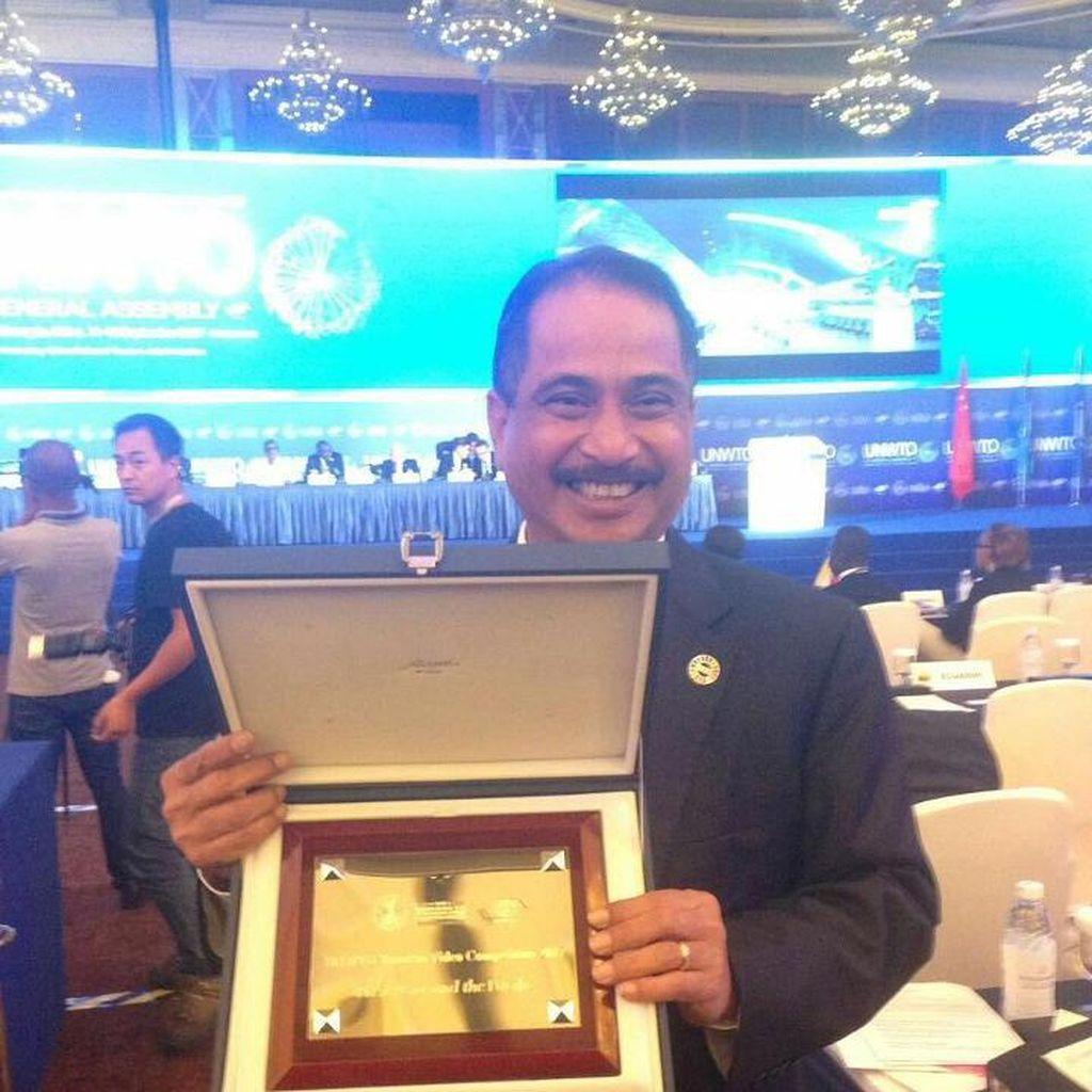 Hebat! Video Pariwisata Indonesia Memenangkan Dua Penghargaan Dunia