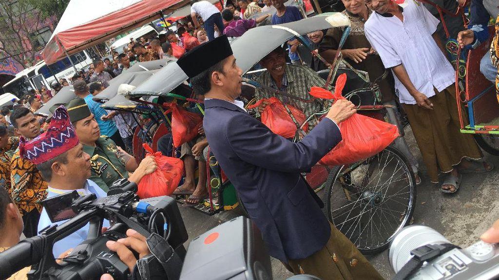 Jokowi: 140 Ribu Sertifikat Tanah di Kalsel Harus Keluar Tahun ini
