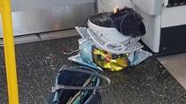 Polisi Inggris: Peledak Kereta London Dibuat dengan Alat Seadanya