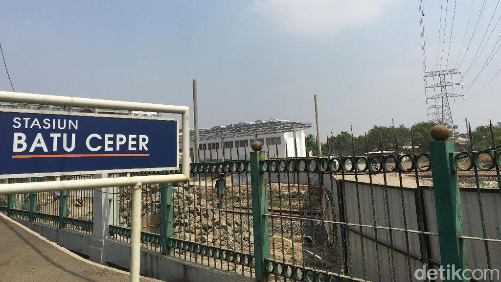 Dilewati Kereta Bandara, Berapa Harga Tanah di Batuceper Sekarang?
