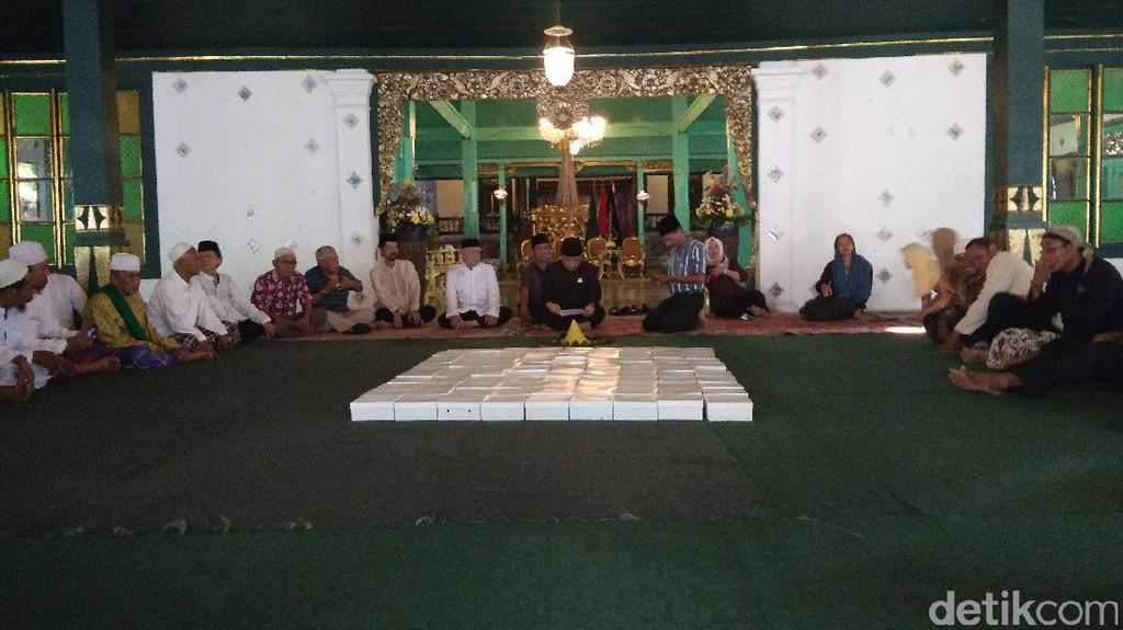 Para Sultan Berkumpul, Bukti Keraton Merawat Kebinekaan