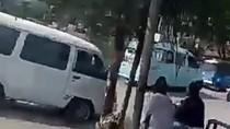 Video Kejar-kejaran Mobil Jadul Vs Dishub ala Fast & Furious