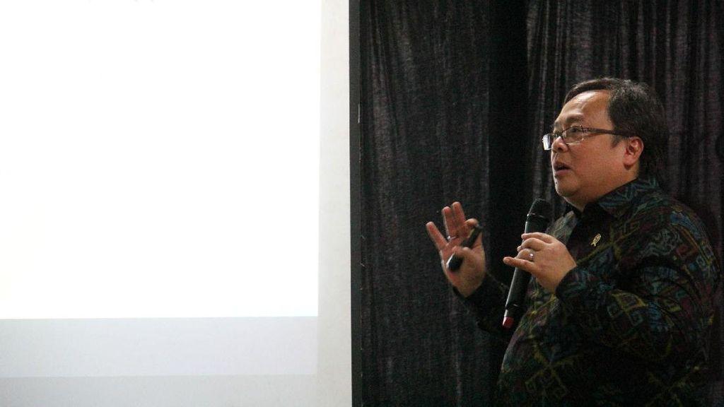 Jadikah Ibu Kota Pindah? Bappenas: Kajian Dilanjutkan
