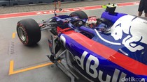 Debut Latihan Bebas F1, Sean Gelael di Atas Ericsson dan Wehrlein