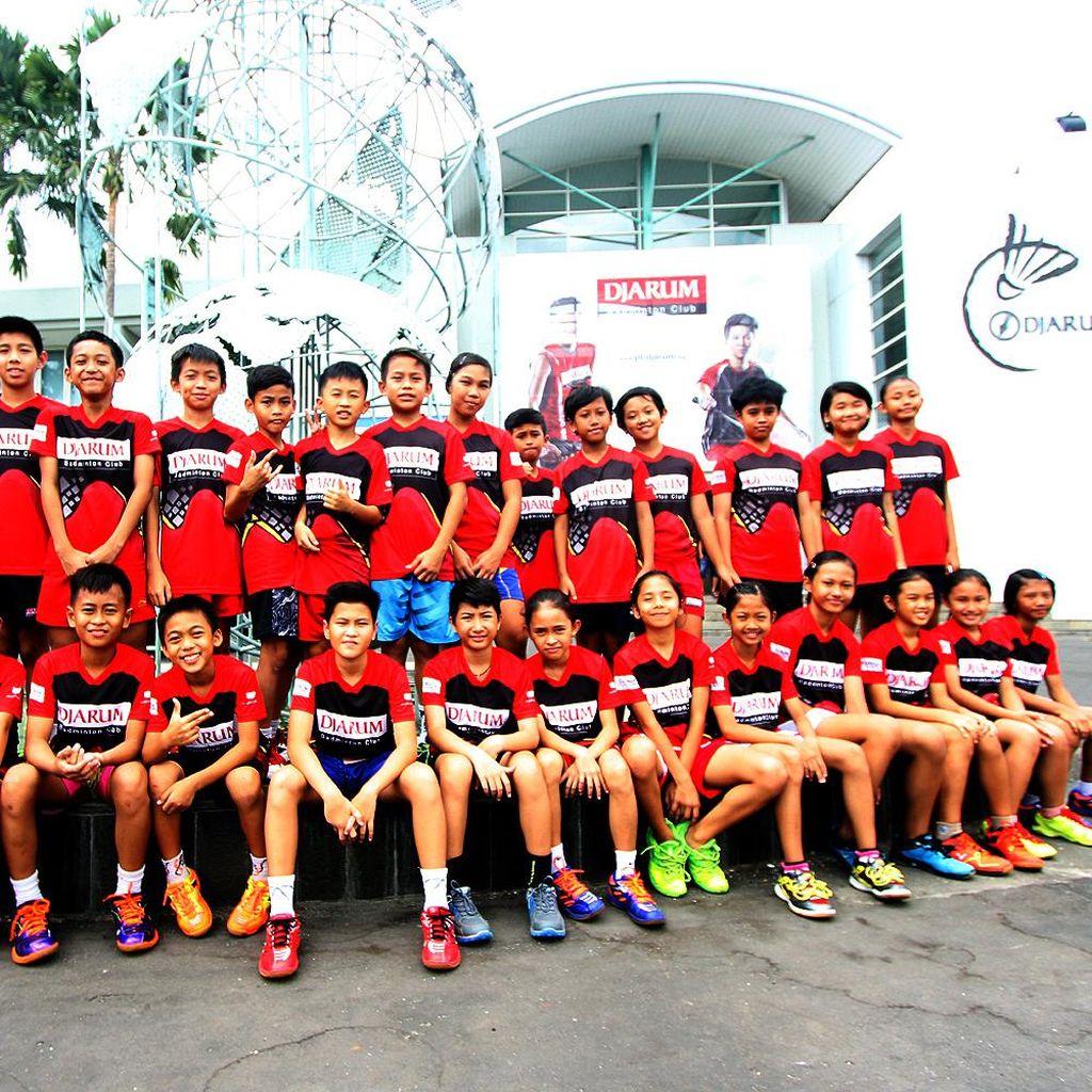 29 Atlet Raih Djarum Beasiswa Bulutangkis