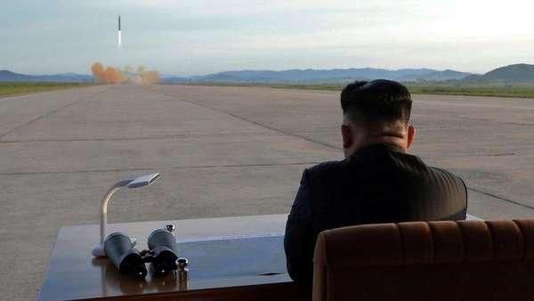 Kim Jong-Un: Korea Utara Ingin Samai Kekuatan Militer AS