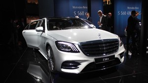 Si Kece Mercedes-Benz S 63 4Matic Cabriolet
