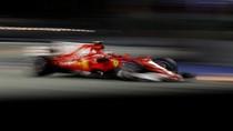 Kalahkan Duo Red Bull, Vettel Start Terdepan di Singapura