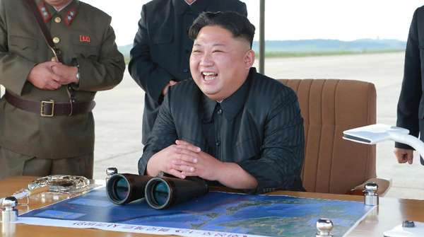Kim Jong-Un Bersumpah Sempurnakan Kekuatan Nuklir Korut