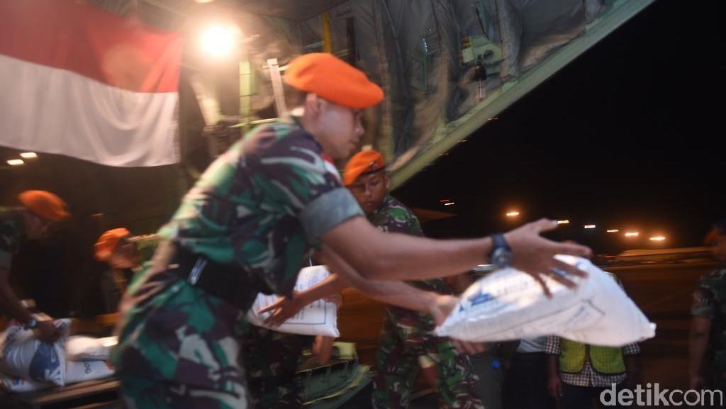 Pesawat ke-6 Bantuan RI untuk Rohingya Dikirim ke Bangladesh
