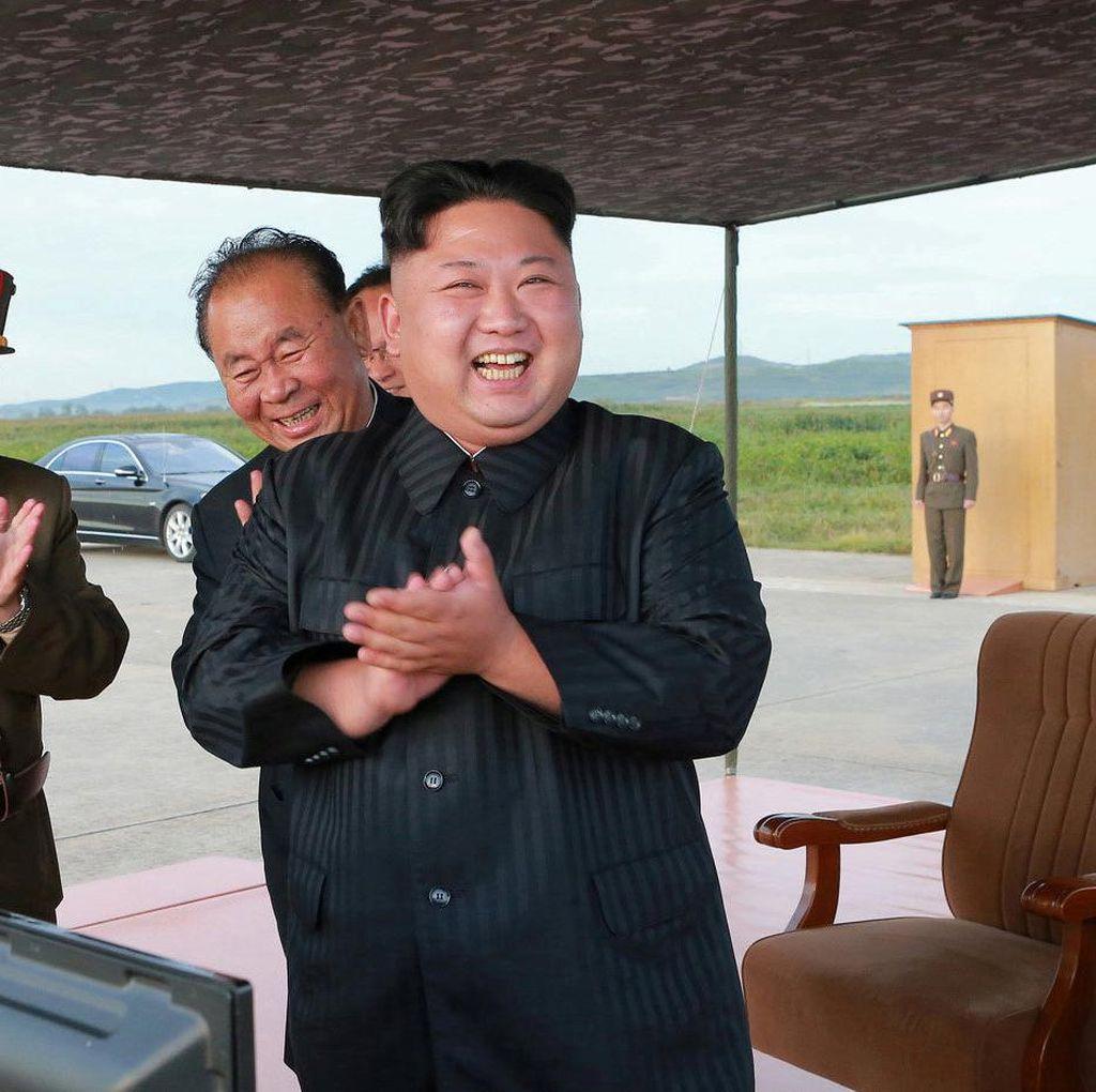 Kim Jong-un Sebut Trump Cacat Mental