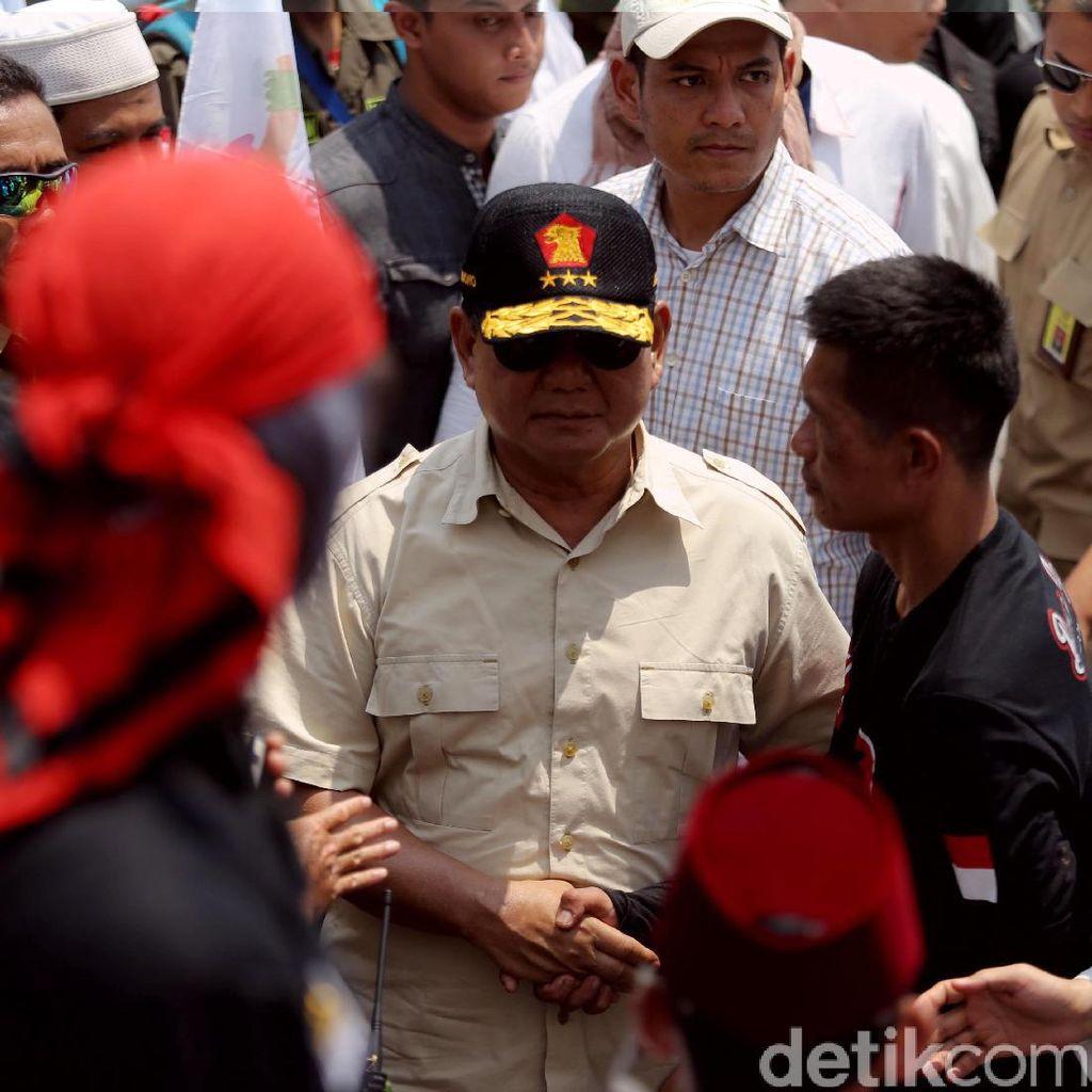 Soal Demiz-Syaikhu, Prabowo Dengarkan Rekomendasi Gerindra Jabar