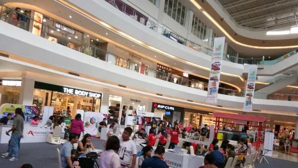 Mega Travel Fair Mudahkan Traveling Keliling Dunia