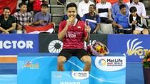 Anthony Sebut Juara Korea Open sebagai Buah Kerja Keras dan Doa