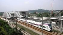 Foto: Aneka Kereta Antar Terminal Bandara di Dunia