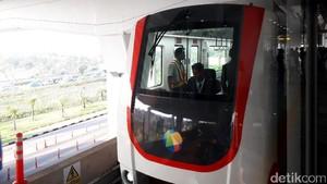 Foto: Canggihnya Skytrain Bandara Soekarno-Hatta