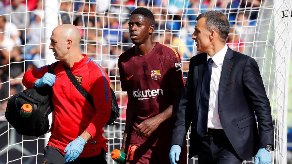 Kata Valverde tentang Cedera Dembele