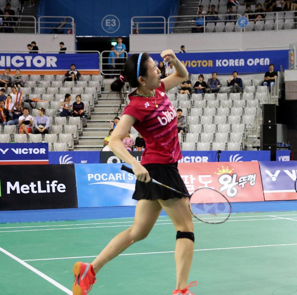 Hasil Korea Open 2017: Indonesia 2 Gelar, Tiga Lainnya Bagi Rata