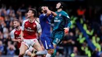 Chelsea vs Arsenal Selesai 0-0