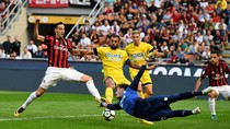 Dua Gol Kalinic Bawa Milan Kalahkan Udinese